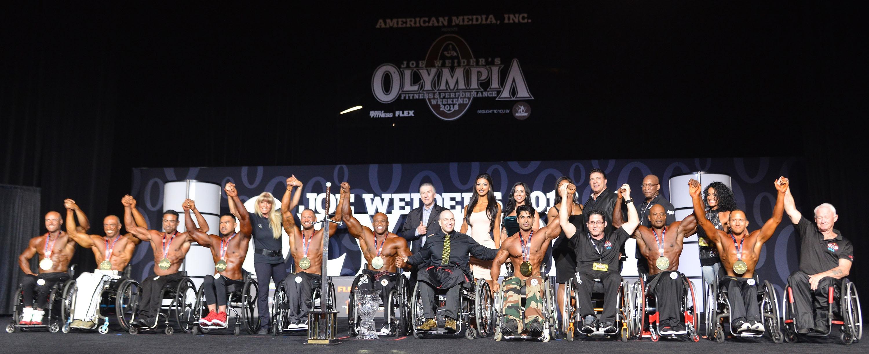 Joe weider's olympia 2020 | wheelchair olympia 2019 | joe weider's olympia 2020