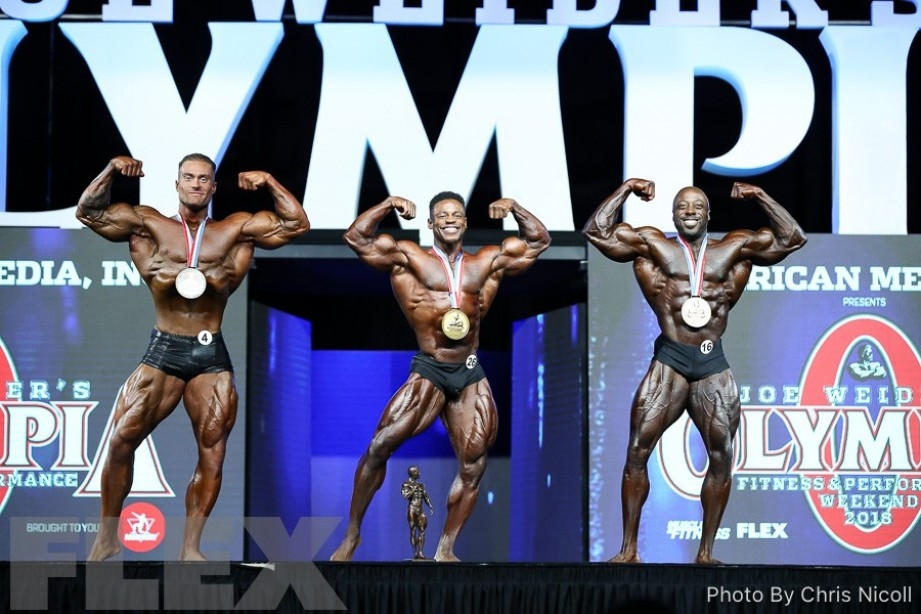 Classic Physique Olympia   Olympia Weekend