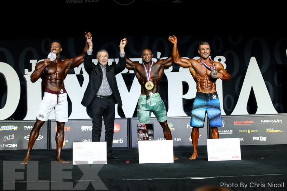 Men's Physique Olympia   Olympia Weekend