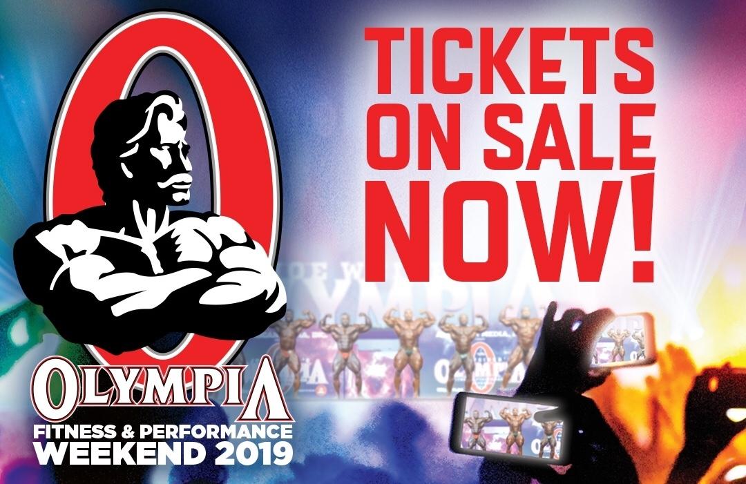 Spartan Race Las Vegas >> 2019 Honorary Olympia Weekend Ambassador | Olympia Weekend