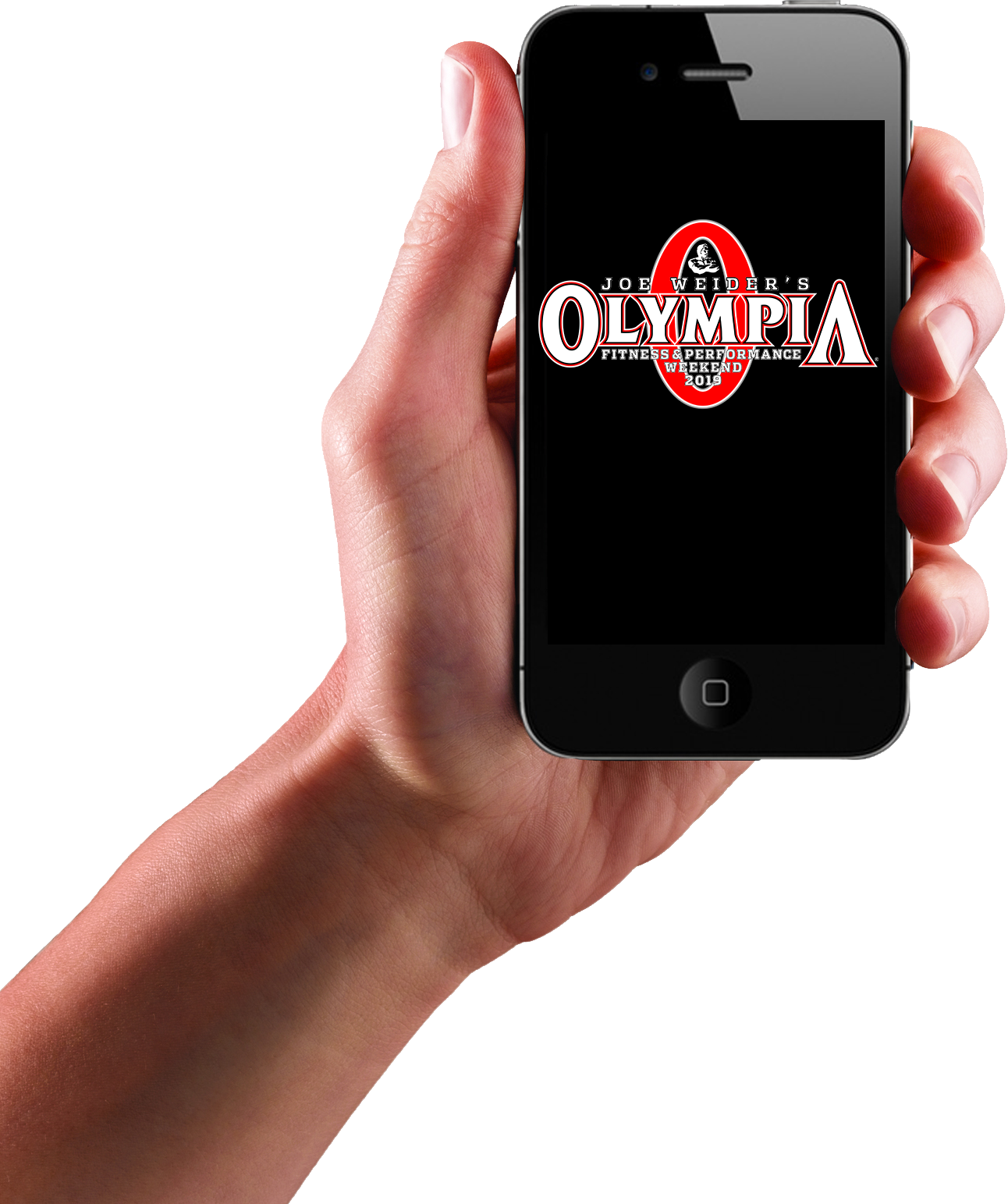 Mr. Olympia mobile app